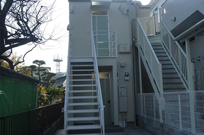 遠山アパート増築工事