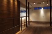 某企業社屋新築工事/カフェスペース