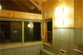 北島のいえ/浴室