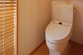 公文名のいえ/トイレ
