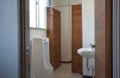 県森連/男性用トイレ