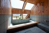 茶屋町のいえ/浴室
